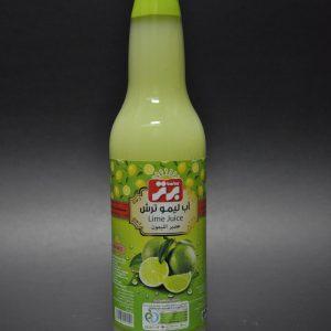 آب لیمو ترش محصول برتر
