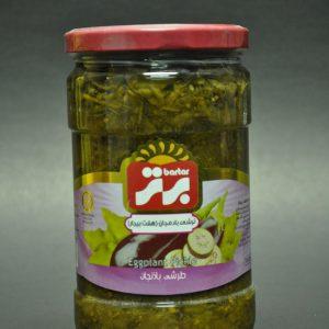 ترشی بادمجان (هفت بیجار) محصول برتر