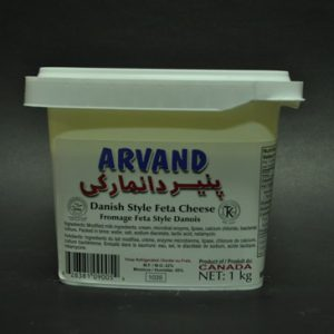 پنیر سفید دانمارکی (1kg)