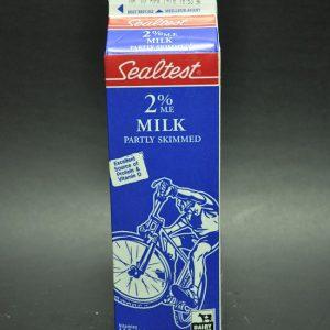 شیر 2% چربی