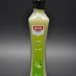 آب لیمو محصول بدر