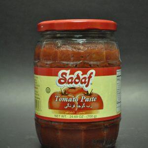 رب گوجه فرنگی محصول صدف
