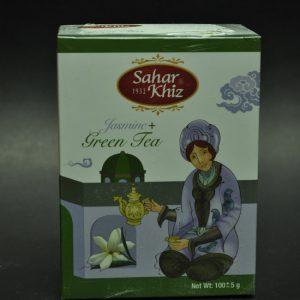 چای سحرخیز، چای سبز با عطر یاس