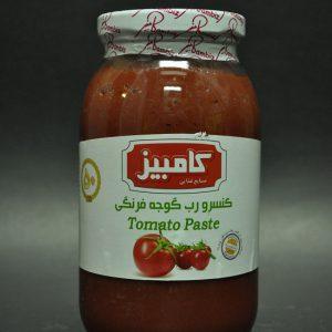رب گوجه فرنگی محصول کامبیز سایز کوچک