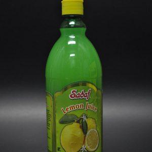 آب لیمو محصول صدف
