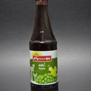 آبغوره محصول مهرام