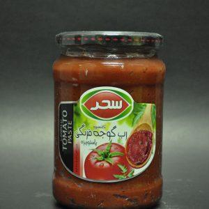 رب گوجه فرنگی محصول سحر